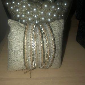 Nakamol Wrap Beaded bracelet